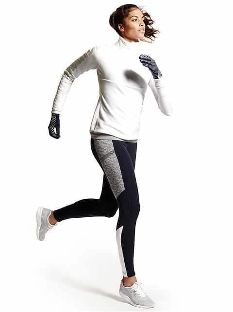 Looks We Love: Outdoor Running | Fleece Lined Powerlift 2.0 Tights