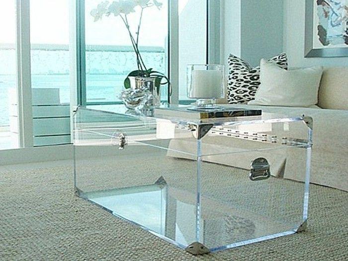 Les 25 meilleures id es de la cat gorie table basse verre for Conforama table basse en verre