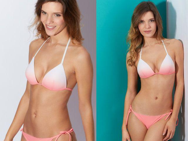 Bikinis Push Up para chicas con pechos pequeños