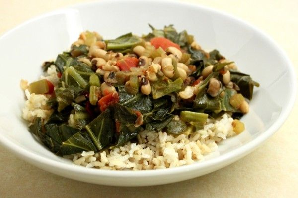 ... eyed peas another chance. Spicy black eyed peas and collard greens
