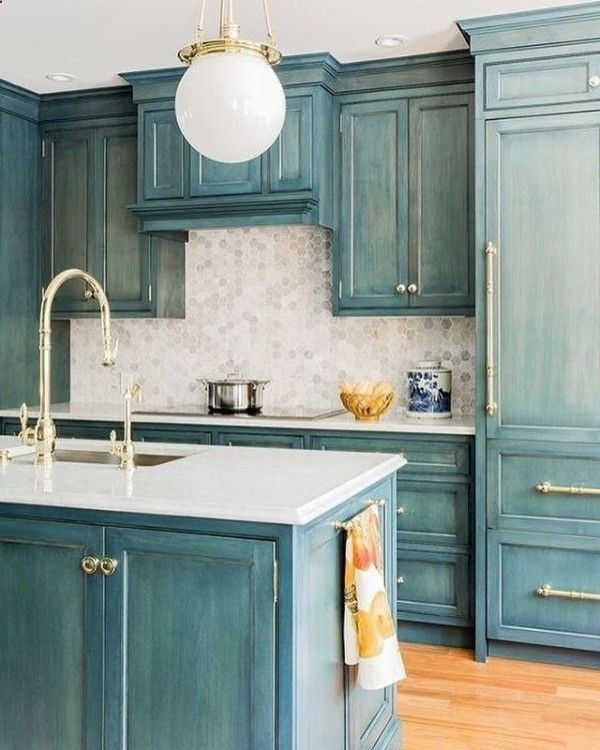 Kitchen Cabinets New York City: 25+ Best Ideas About Teal Cabinets On Pinterest