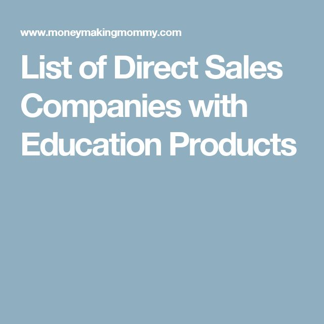 15 best New Direct Sales Companies images on Pinterest Direct - direct sales resume