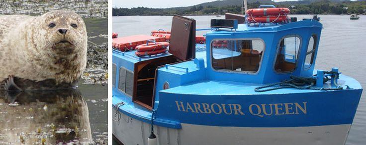 Ferryboat Services – Glengarriff