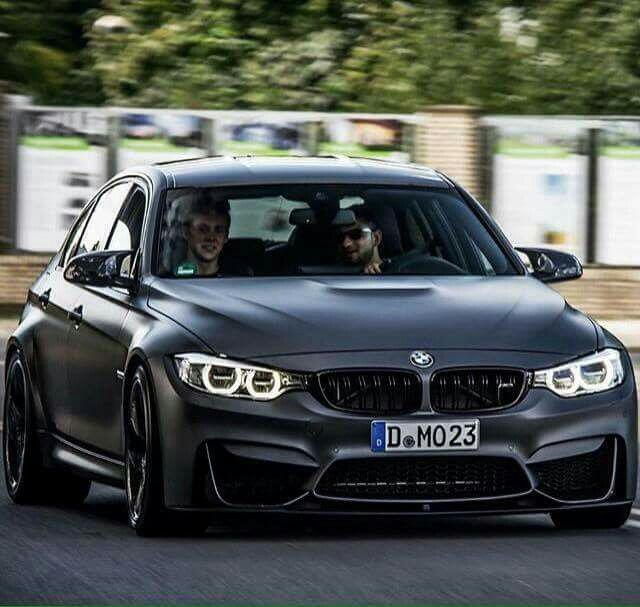 Bmw F80 M3 Matte Black Bmw Horse Power Pinterest Bmw Bmw Cars