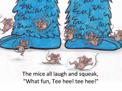 The mice go marching song
