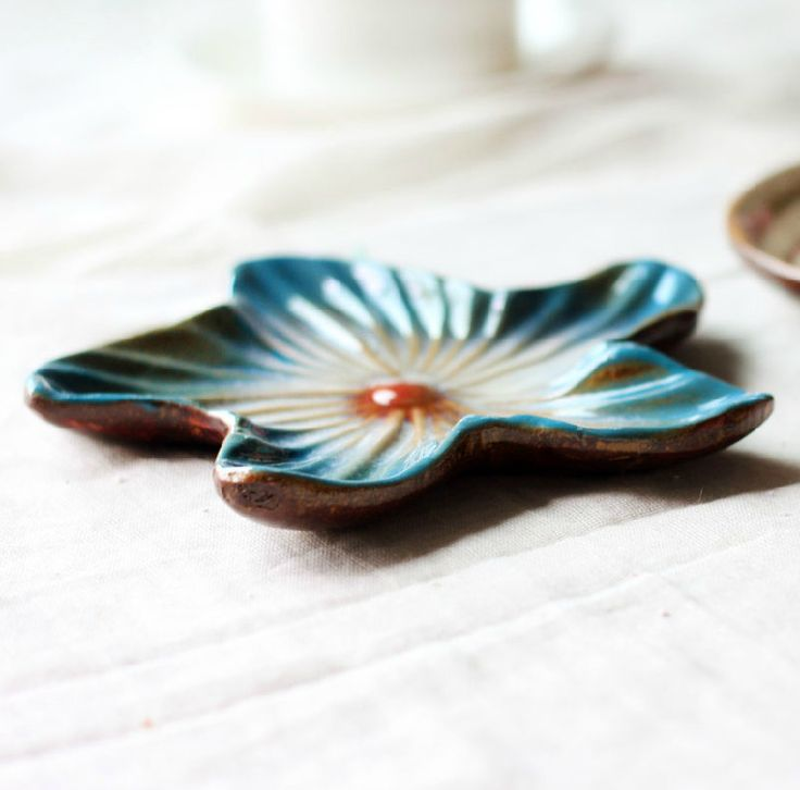 Free shipping Features Creative Decorative plates Soapbox Mediterranean Ceramics Coffee shop Tapas dishes Three ensemble. Click visit to buy #dinnerware