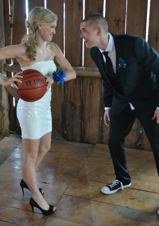 love and basketball prom