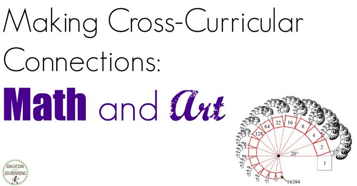 mathematics the connection between art and science 2 essay Visual essay: stem occupations science, technology, engineering, and mathematics (stem) there were considerable differences between the wages of the highest.