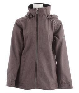 From hikes in the snowy mountains to cold nights in the city, the Ride Haller Softshell for women keeps you safe in the cold wet elements with a sleek casual style. The shell of this hooded coat features the waterproof and breathable moisture defense of Gore-Tex in the bonded denim material to keep you dry while letting air circulate. A slim fitting cut gives this casual women's jacket a feminine profile that keeps you looking your best without giving up weather protection.
