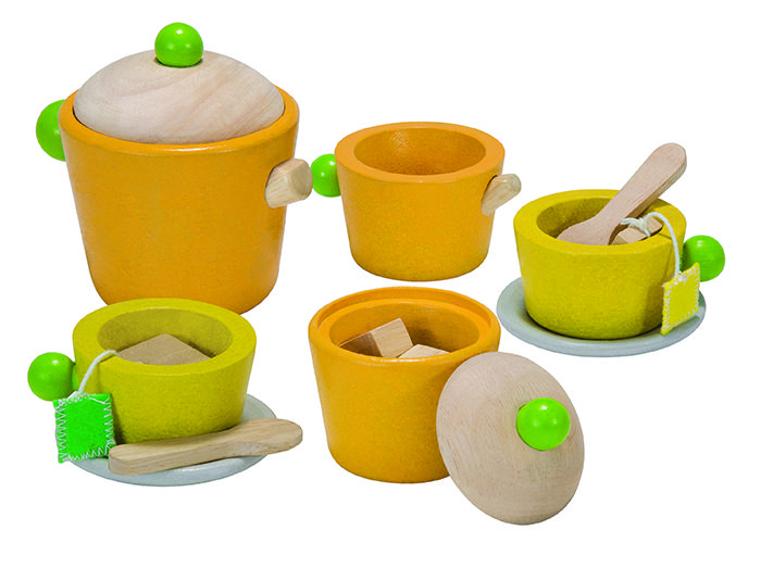 Tea Set #limetreekids