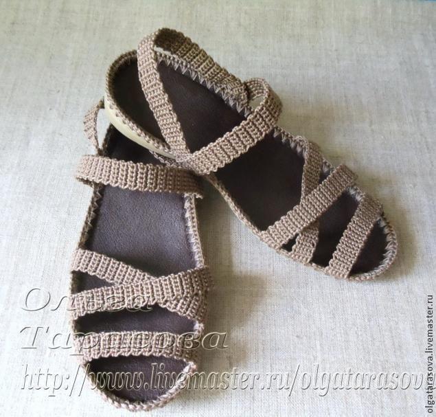 "Taller: ""de punto sandalias o zapatos de la nada"" - Feria Masters - hecho a…"