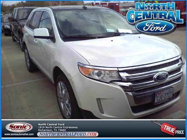 Certified Pre Owned  Ford Edge Limited Forsale