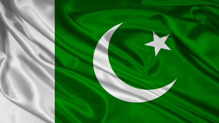 Pakistan Flag Wallpaper