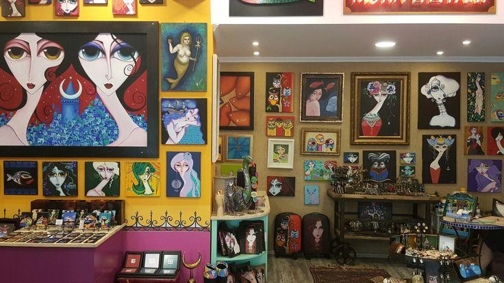 Mona Titti Art 2016