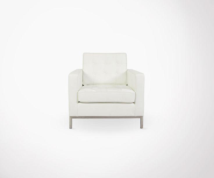 Best Nos Tabourets Design Images On Pinterest Charles Eames - Fauteuil cuir blanc design