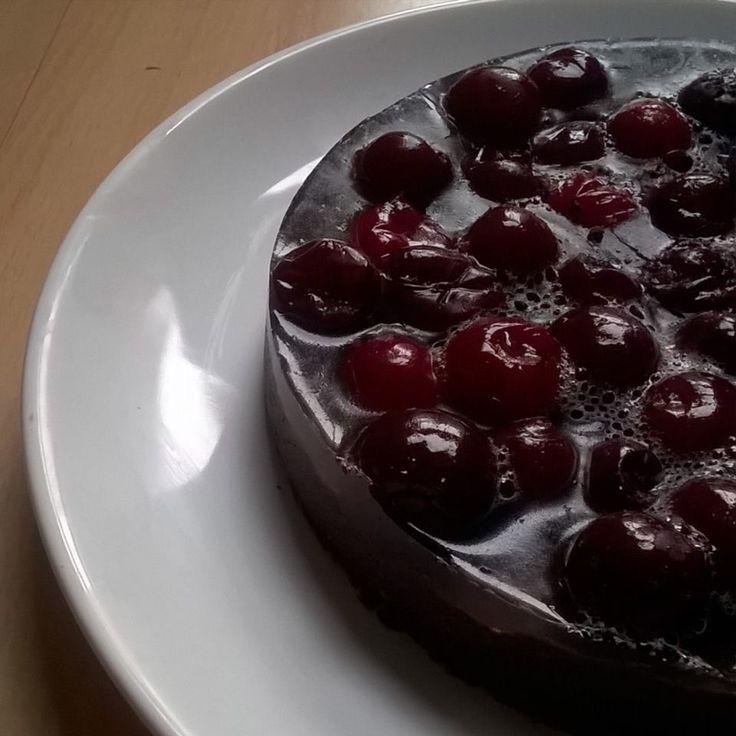 Kókuszos-meggyes torta - MINDENMENTES