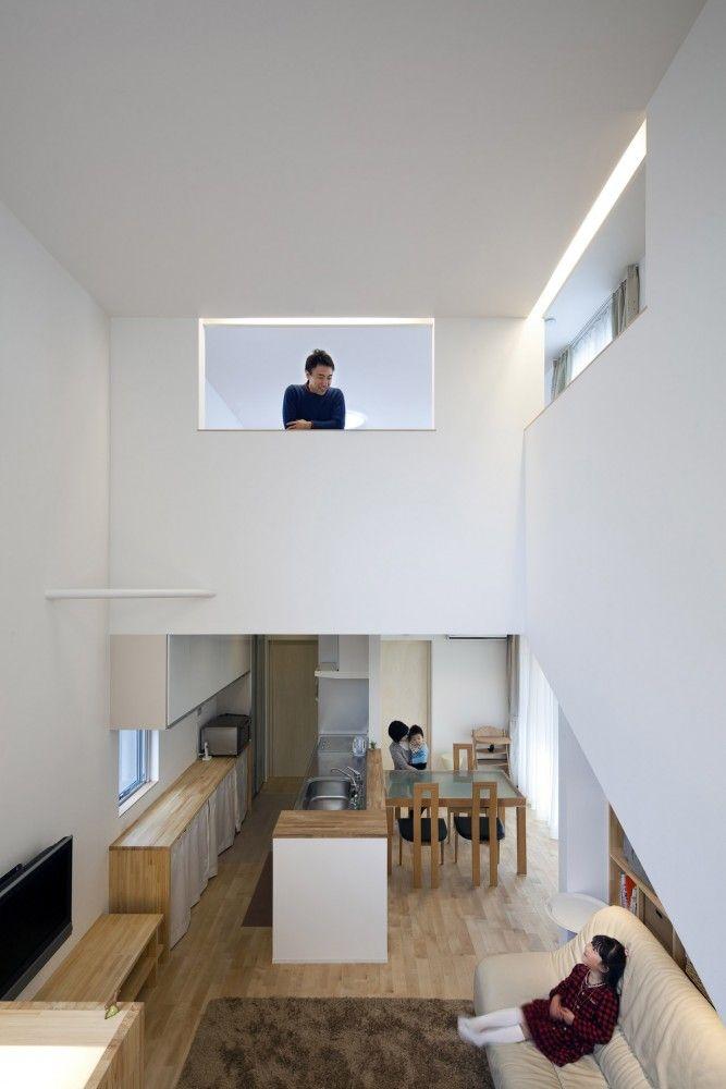 House in Kyobate / Naoko Horibe