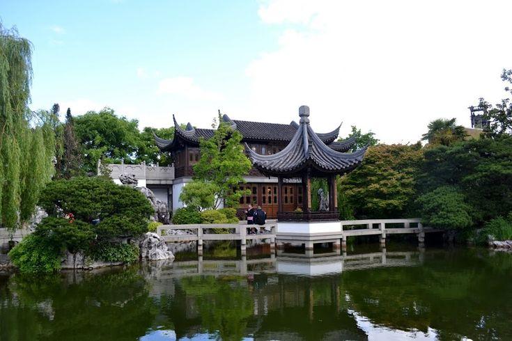 Китайский сад Лан Су. Портланд. Орегон (Lan Su Chinese Garden. Portland, OR)