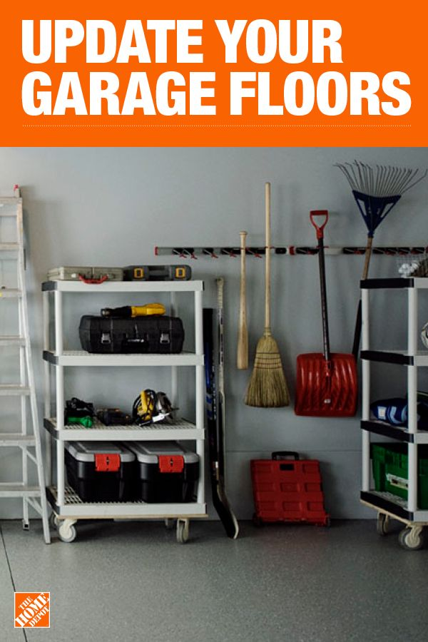 The Home Depot Has Everything You Need For Your Home Improvement Projects Click To Learn More And Shop Available Garage F Garage Floor Flooring Rugs On Carpet