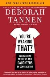Deborah Tannen, such a good writer and researcher.