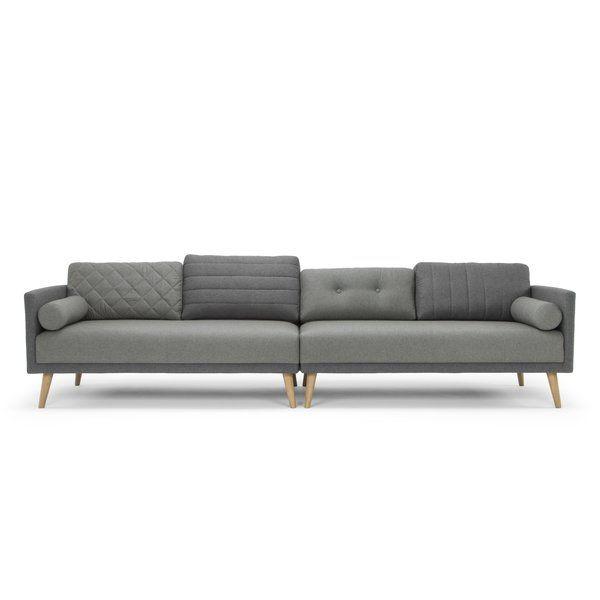 Eli Modular Sofa Modular Sofa Modern Sofa Scandinavian Sofas