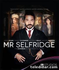 Мистер Селфридж / Mr. Selfridge - сериал 2013 онлайн, Драма, Великобритания