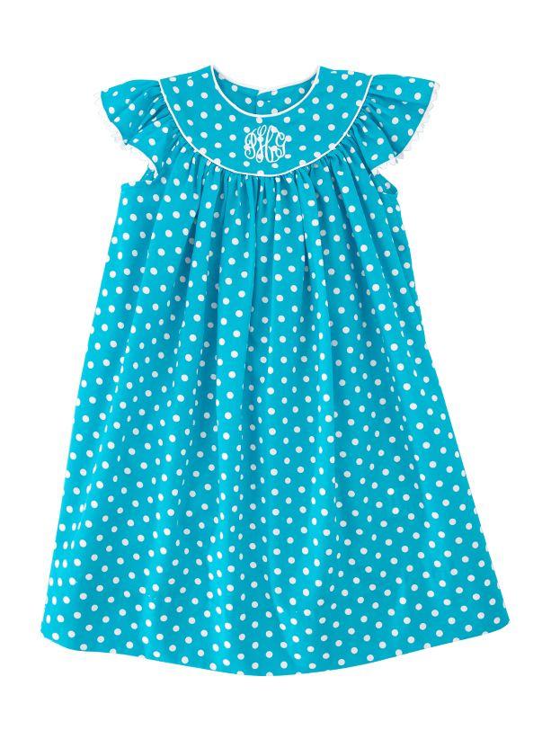 kk - Classic Bishop Dress (38F)