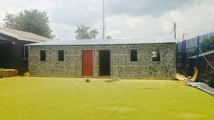 Plastic Bottles to Bricks: How Plastic Bottles Could Become Classrooms