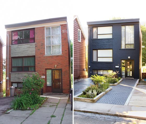 50+ Best Back To Front Before & After Remodelling Projects