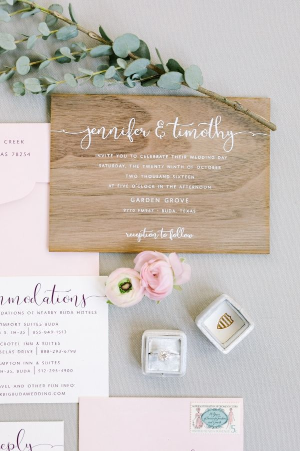 Best 25 Wood Invitation Ideas On Pinterest Wood Wedding