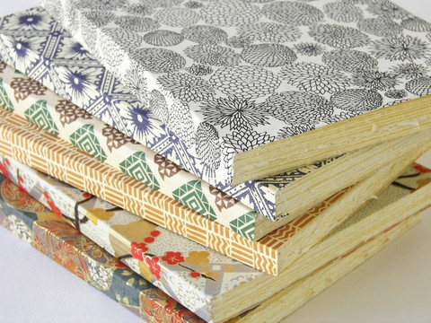 Handmade Notebook - Small — Oswell's