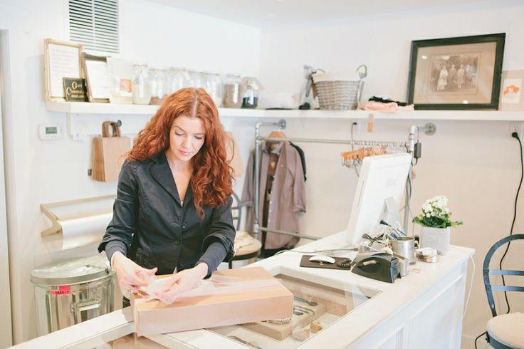Salt Boutique ~ Smithers, BC  Caroline Marko - Owner