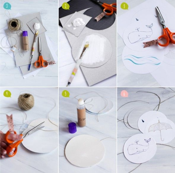 thaumatrope , an optical toy that allows simple thanks to the persistence of vision to form an image