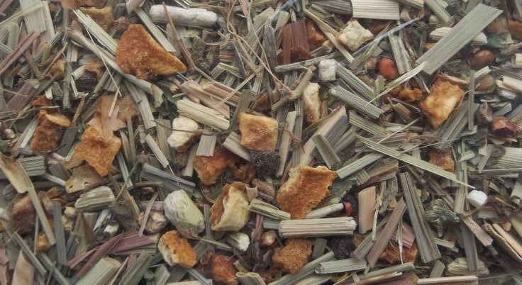 Cold/Allergy Organic Herbal Tea Blend 1 oz Echinacea, Gotu Kola, Ginger, Lemon Grass, Orange Peel-Immune Booster, Rejuvenating, Detoxing by HerbsforLivingLife on Etsy