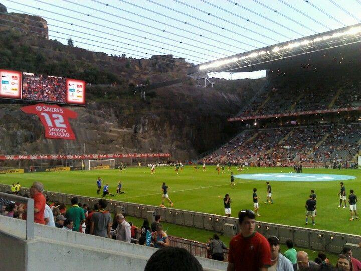 Estádio Municipal de Braga (AXA) em Braga, Braga