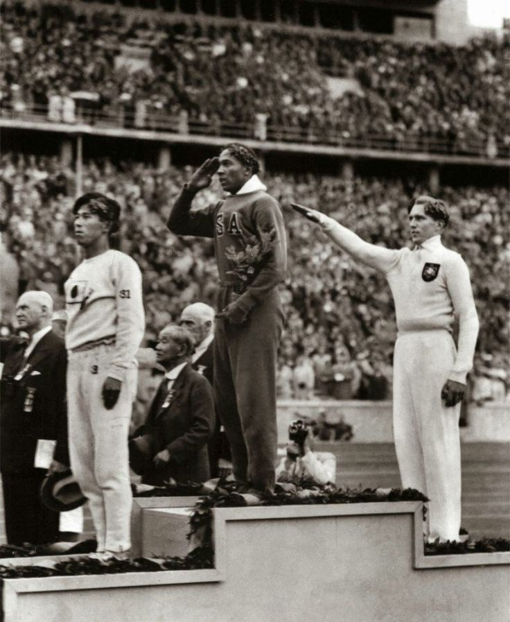 Hitler planned to show inferiority of blacks but Jesse Owens is arriving in Berlin to receive his 4 gold medals for US in 1936 Summer Olympics