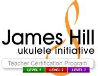 James Hill Ukulele Initiative