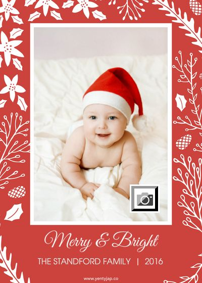 Christmas+Photo+Card+Greeting+designed+by+Yenty+Jap+on+Pingg.com