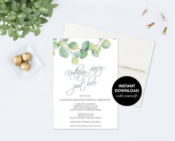 23 dinner party invitation template images dinner party