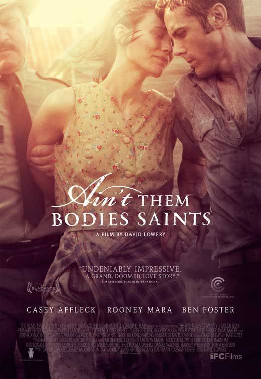 Ain't Them Bodies Saints 27x40 Movie Poster (2013)