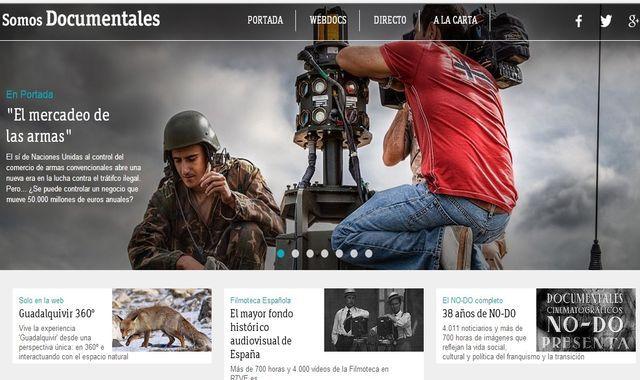 Somos Documentales Somos Documentales, más de 5000 documentales para ver online.
