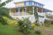 Deux beaux studios dans belle villa creole avec vue sur les ilets du Francois - Location Studio #Martinique #Francois