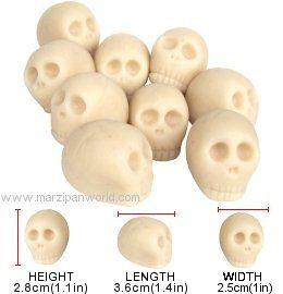 hand made skullsthese will great for halloween
