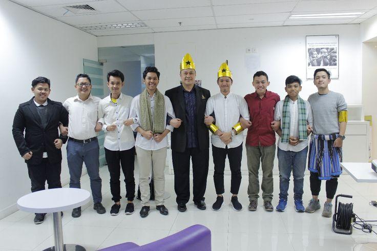Terapkan Mata Kuliah Character Based Leadership, Mahasiswa EBS Siap Pegang Amanah.
