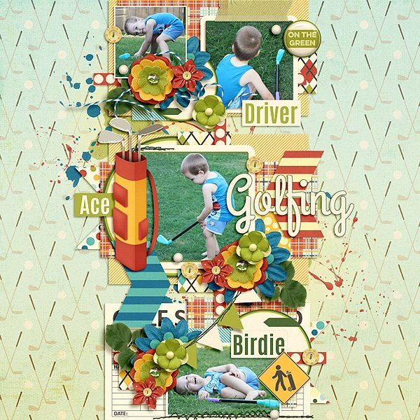 Tee Time by Kristin Aagard Designs http://scraporchard.com/market/digital-scrapbooking-kit-tee-time.html   Summer memories 2. by Tinci Designs http://scraporchard.com/market/Summer-memories-2..html