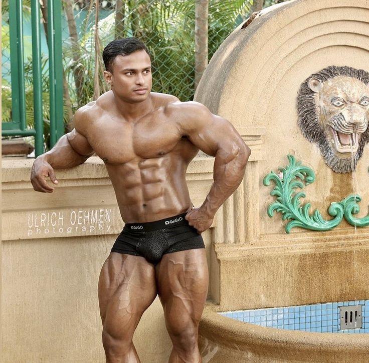 Pin by Dan Ip on Asian bodybuilders | Bodybuilding