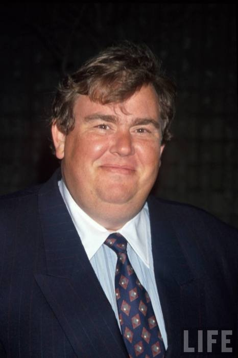 John Franklin Candy / Born: 10/31/1950 ~ Died: 9/16/2009 / From: Newmarket, Ontario, Canada / Entertainer / Died of a: Presumed heart attack at the age of: 43!  John gave away most of his money to charity during his career! God Bless him!  R.I.P.  (: