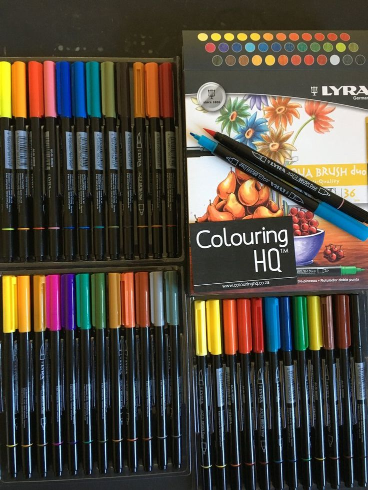 What products do you need for this weekends tutorial? That's right, you'll need: The Lyra aquabrush duo - 36 & Lyra Rembrandt aquarelle pencils.  Buy them today for delivery on Friday (South Africa only)! https://colouring-hq.myshopify.com/…/lyra-rembrandt-aquarel… and https://colouring-hq.myshopify.com/…/lyra-aqua-brush-duo-36…