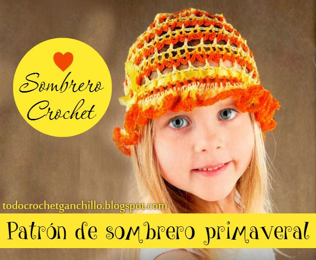 1143 best Sombreros a Crochet para Damas. images on Pinterest ...