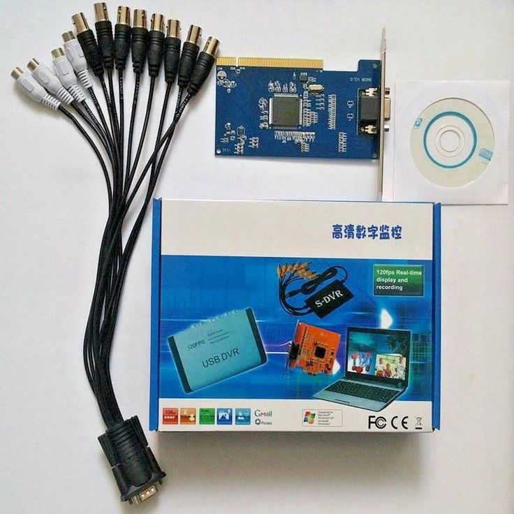 8 ch Channel cctv dvr  PCI card hd d1 RealTime Video Capture Card with 4ch Audio